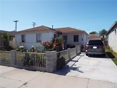 922 Gastine Street, Torrance, CA 90502 - MLS#: SB18173057