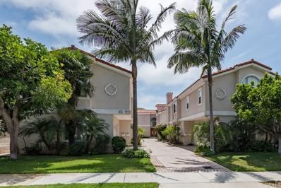 413 N Elena Avenue UNIT C, Redondo Beach, CA 90277 - MLS#: SB18173882