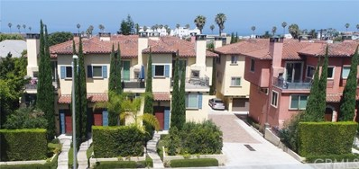 619 S Pacific Coast UNIT B, Redondo Beach, CA 90277 - MLS#: SB18174618