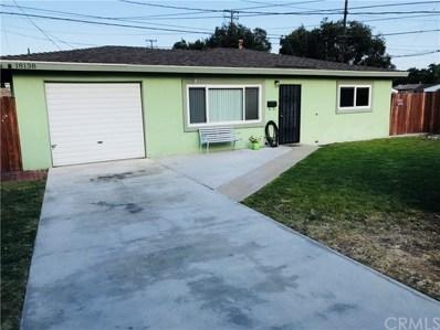 18136 Regina Avenue, Torrance, CA 90504 - MLS#: SB18179479