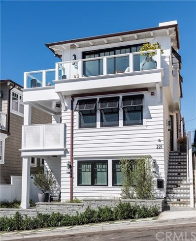 221 Homer Street, Manhattan Beach, CA 90266 - #: SB18180660