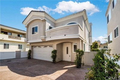513 N Juanita Avenue UNIT B, Redondo Beach, CA 90277 - MLS#: SB18182298