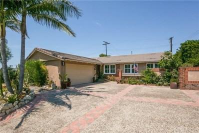 6021 Mossbank Drive, Rancho Palos Verdes, CA 90275 - MLS#: SB18184180