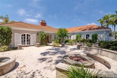 1429 Via Coronel, Palos Verdes Estates, CA 90274 - MLS#: SB18184774