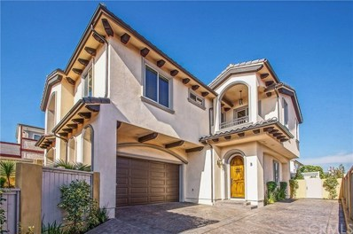 1817 Belmont Lane UNIT B, Redondo Beach, CA 90278 - MLS#: SB18185098