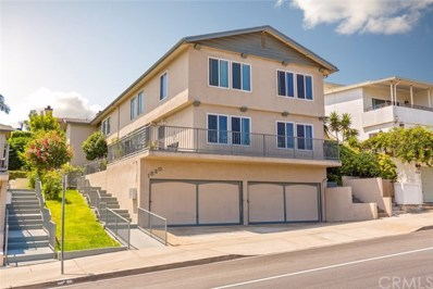 1520 Manhattan Beach Boulevard UNIT C, Manhattan Beach, CA 90266 - MLS#: SB18185480