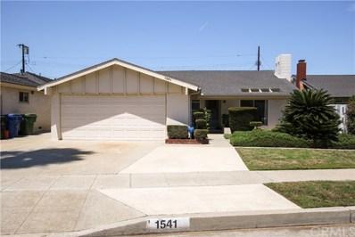 1541 W 187th Place, Gardena, CA 90248 - MLS#: SB18186245