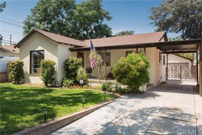 1217 N Lamer Street, Burbank, CA 91506 - MLS#: SB18186522