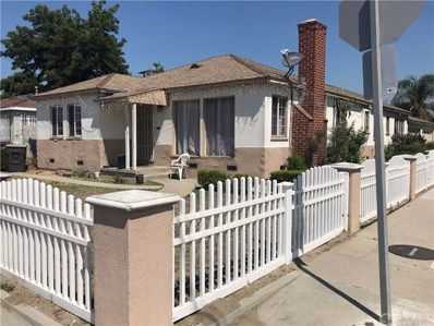 1301 W Burnett Street, Long Beach, CA 90810 - MLS#: SB18188634