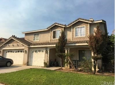 1108 Carter Lane, Corona, CA 92881 - MLS#: SB18190475