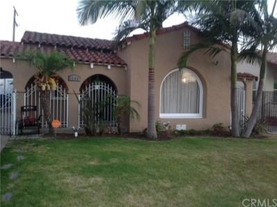 1100 W 81st Place, Los Angeles, CA 90044 - MLS#: SB18191094