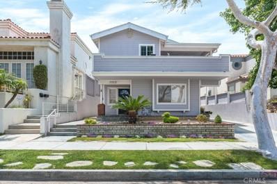1112 Vincent Street UNIT B, Redondo Beach, CA 90277 - MLS#: SB18191775