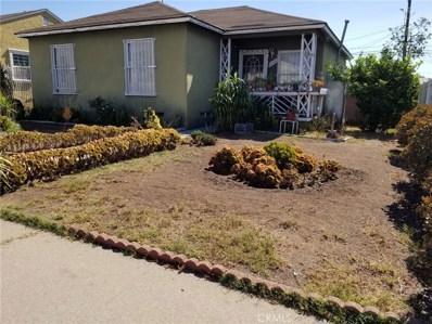 13028 S Budlong Avenue, Gardena, CA 90247 - MLS#: SB18194325
