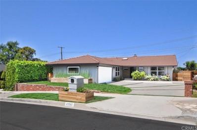 27037 Woodbrook Road, Rancho Palos Verdes, CA 90275 - MLS#: SB18195259