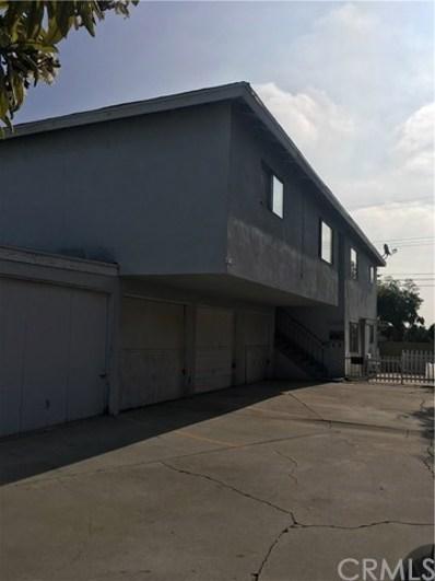 17054 S Dalton Avenue UNIT D, Gardena, CA 90247 - MLS#: SB18195592