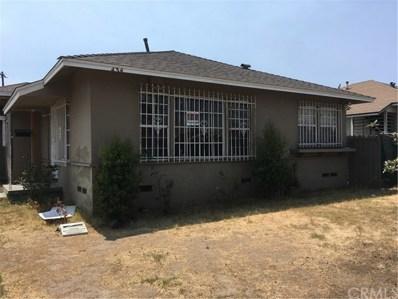 432 E 135th Street, Los Angeles, CA 90061 - MLS#: SB18196405