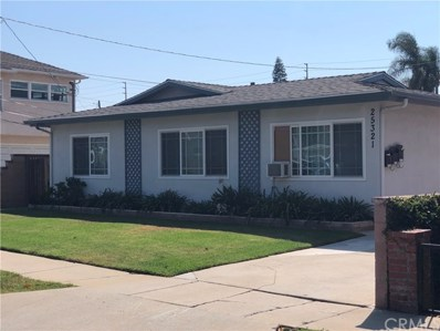 25317 Woodward Avenue, Lomita, CA 90717 - MLS#: SB18203069