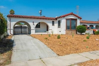 9817 S Hobart Boulevard, Los Angeles, CA 90047 - MLS#: SB18204361