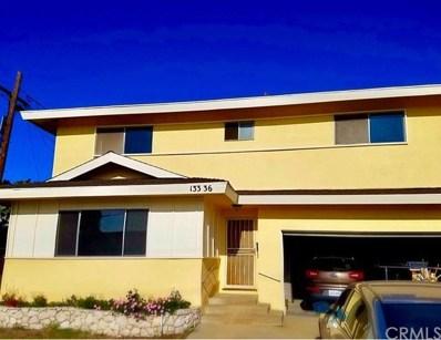 13336 Washington Avenue, Hawthorne, CA 90250 - MLS#: SB18205921