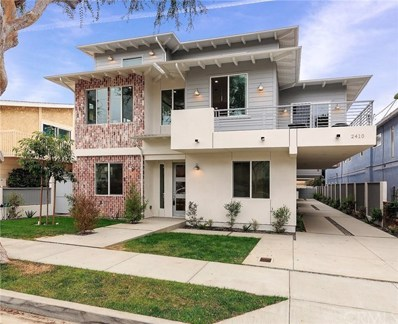 2410 Grant Avenue UNIT A, Redondo Beach, CA 90278 - MLS#: SB18208181