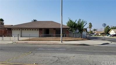 24488 Bay Avenue, Moreno Valley, CA 92553 - MLS#: SB18210384