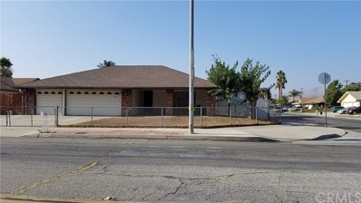 24488 Bay Avenue, Moreno Valley, CA 92553 - MLS#: SB18210384