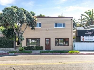 430 S Pacific Coast, Redondo Beach, CA 90277 - MLS#: SB18211411