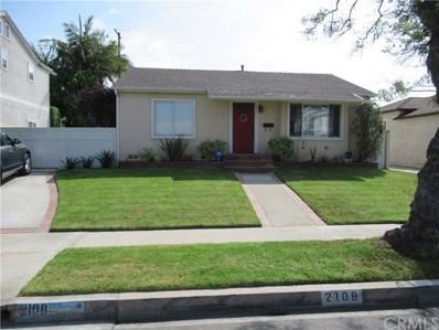 2108 Lynngrove Drive, Manhattan Beach, CA 90266 - MLS#: SB18212254