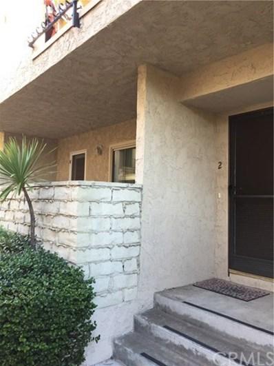 8041 Redlands Street UNIT 2, Playa del Rey, CA 90293 - MLS#: SB18212996