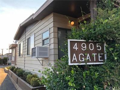 4905 Agate UNIT 51, Long Beach, CA 90805 - MLS#: SB18218620