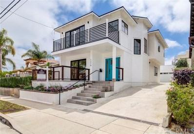 1218 6th Street, Hermosa Beach, CA 90254 - MLS#: SB18218680