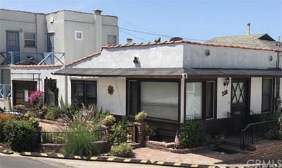 328 25th Place, Manhattan Beach, CA 90266 - MLS#: SB18218899