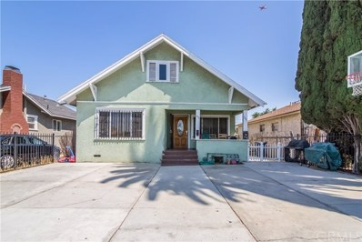 1331 W 89th Street, Los Angeles, CA 90044 - MLS#: SB18218987