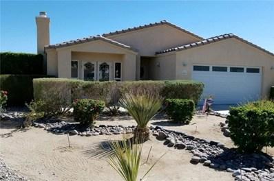 64963 Ray Court, Desert Hot Springs, CA 92240 - MLS#: SB18219306