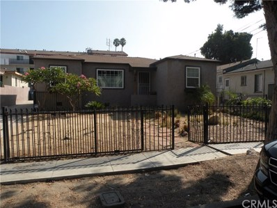 616 N Market Street, Inglewood, CA 90302 - MLS#: SB18219315