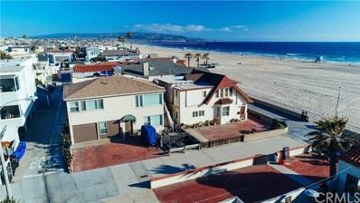 16 23rd (Strand) Street, Hermosa Beach, CA 90254 - MLS#: SB18219417