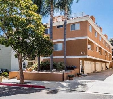 541 W 23rd Street UNIT 1, San Pedro, CA 90731 - MLS#: SB18219653