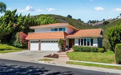 3741 Coolheights Drive, Rancho Palos Verdes, CA 90275 - MLS#: SB18219717