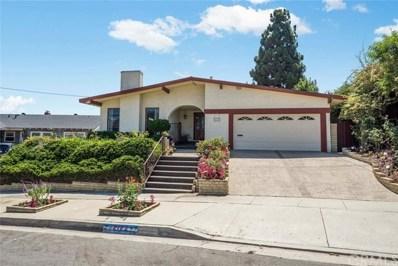 2122 W Gaucho Drive, Rancho Palos Verdes, CA 90275 - MLS#: SB18220376