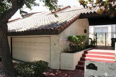 657 W Terrylynn Place, Long Beach, CA 90807 - MLS#: SB18220653