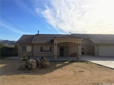 24525 Shoshone Road, Apple Valley, CA 92307 - MLS#: SB18224124