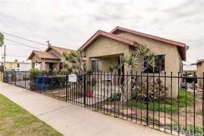 608 W I Street, Wilmington, CA 90744 - MLS#: SB18225714