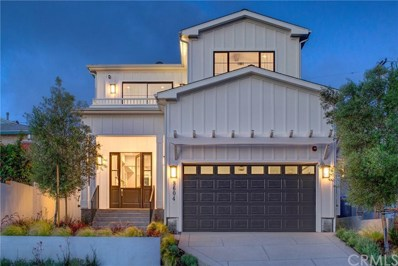 3604 Walnut Avenue, Manhattan Beach, CA 90266 - MLS#: SB18227233