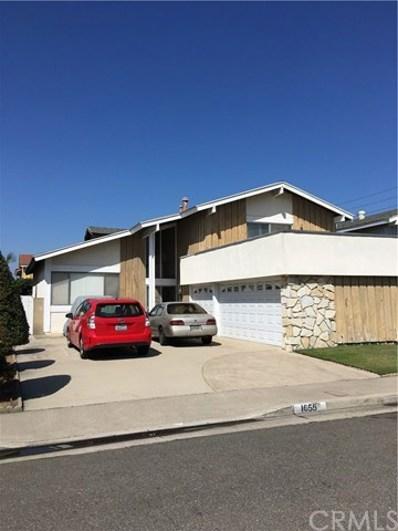 1655 S Melissa Way, Anaheim, CA 92802 - MLS#: SB18228585