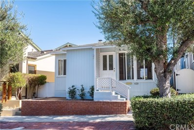 420 3rd Street, Manhattan Beach, CA 90266 - MLS#: SB18230630