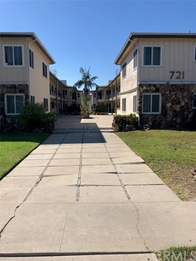 721 Larch Street UNIT 4, Inglewood, CA 90301 - MLS#: SB18232692