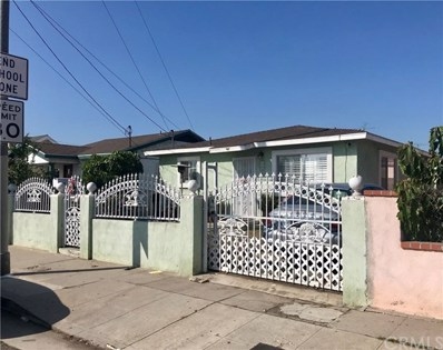1039 Blinn Avenue, Wilmington, CA 90744 - MLS#: SB18232986