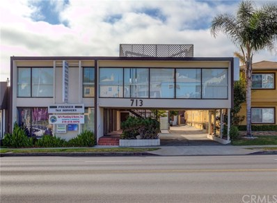 713 S Pacific Coast UNIT C, Redondo Beach, CA 90277 - MLS#: SB18233265