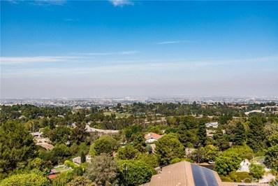 14 Deerhill Drive, Rolling Hills Estates, CA 90274 - MLS#: SB18234647