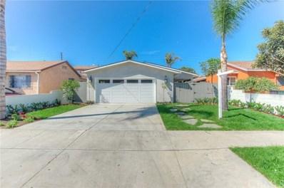 13445 Roselle Avenue, Hawthorne, CA 90250 - MLS#: SB18236011